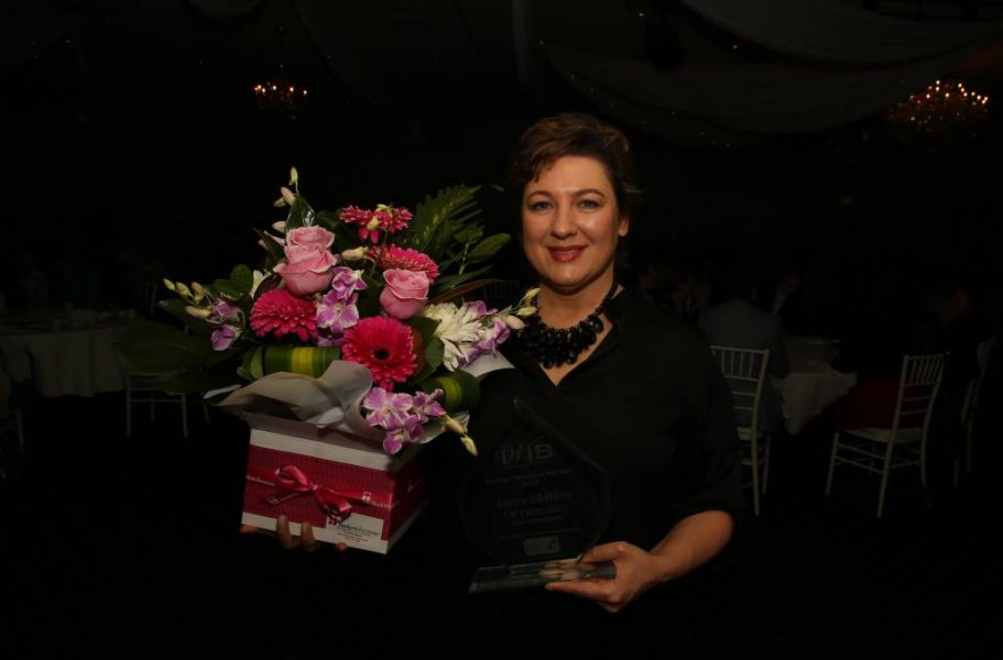 National voice for her industry Karen Meiring De Gonzalez recognised as Illawarra Business Woman of the Year
